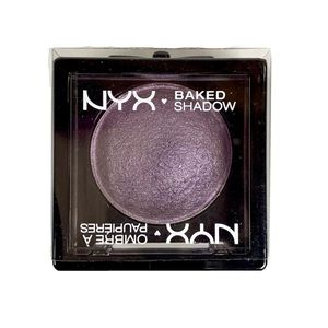 NYX Baked Eyeshadow Single, Violet Smoke BSH02 New